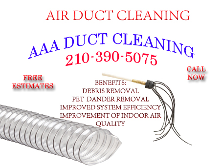 San Antonio Air Duct Cleaning Air Duct Cleaning Company